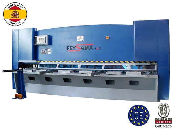 Feysama machines outils industrielles
